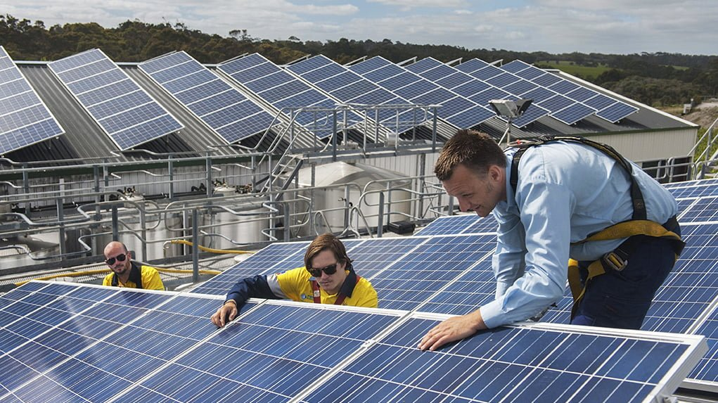 Solar panel installation Perth and WA