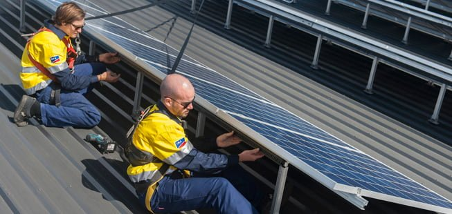 Quality solar panels for agriculture and industrial uses